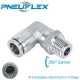 Pneuflex's 316 Stainless Steel Push in Fittings